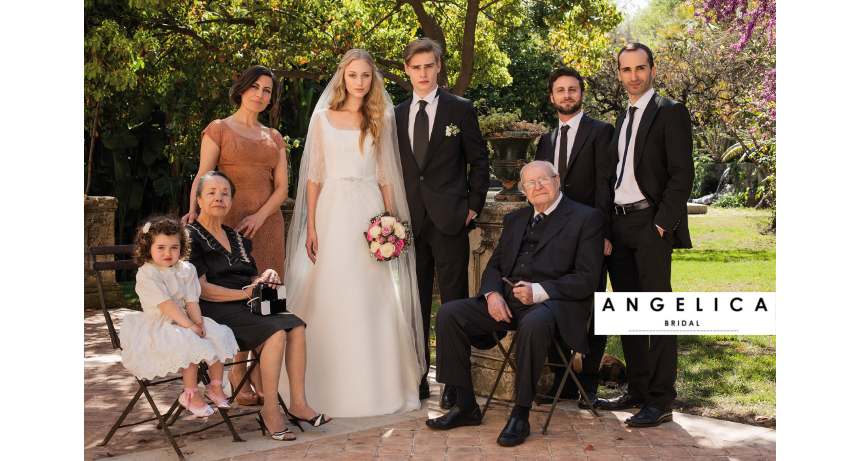 Welcome to Angelica Bridal