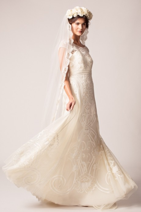 Temperley bridal style 698807 angelica bridal for Temperley wedding dress sale