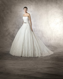 White One Style 518856 skirt with 518857 dress