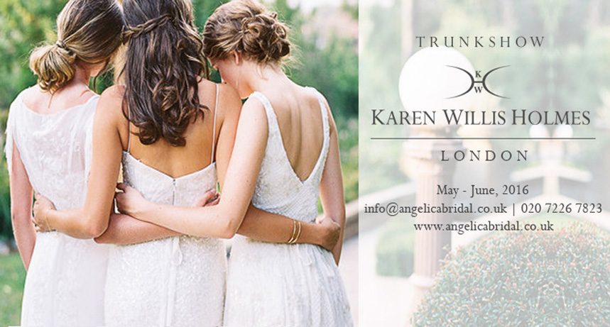 Karen Willis Holmes Trunk Show May-June 2016