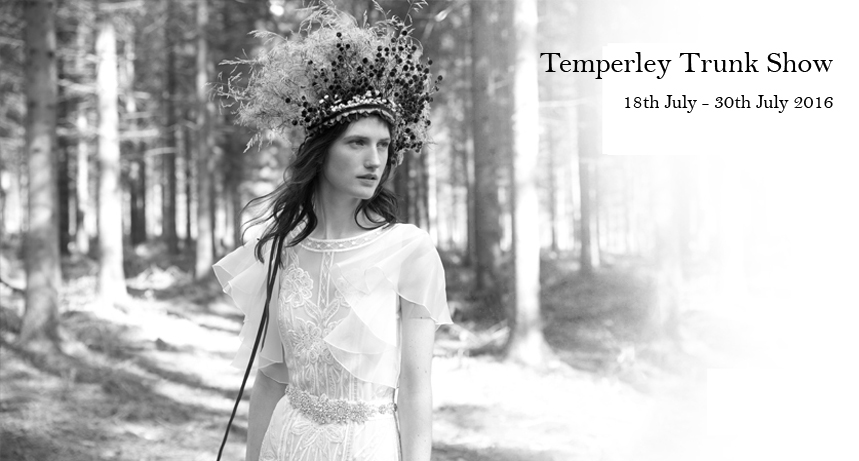 Temperley Trunk Show 18-30 July