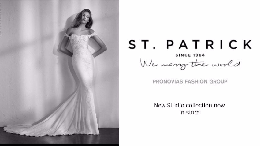 St Patrick Studio Collection now in store