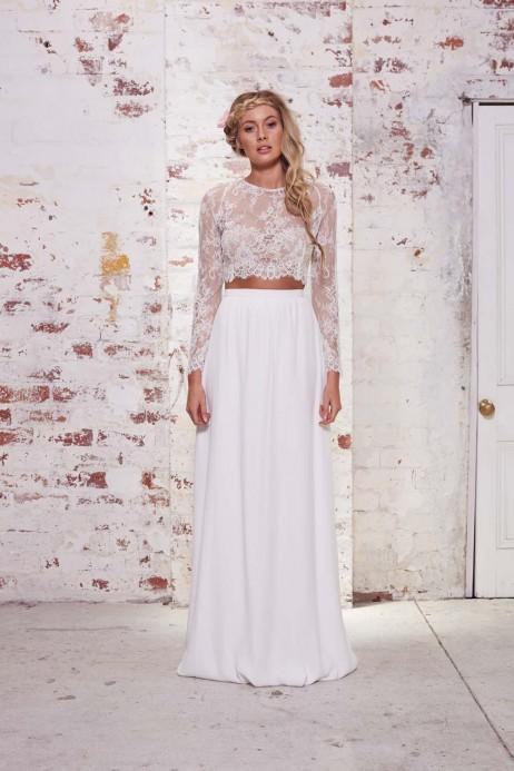 Karen Willis Holmes Style 688812 Top 688814 Skirt