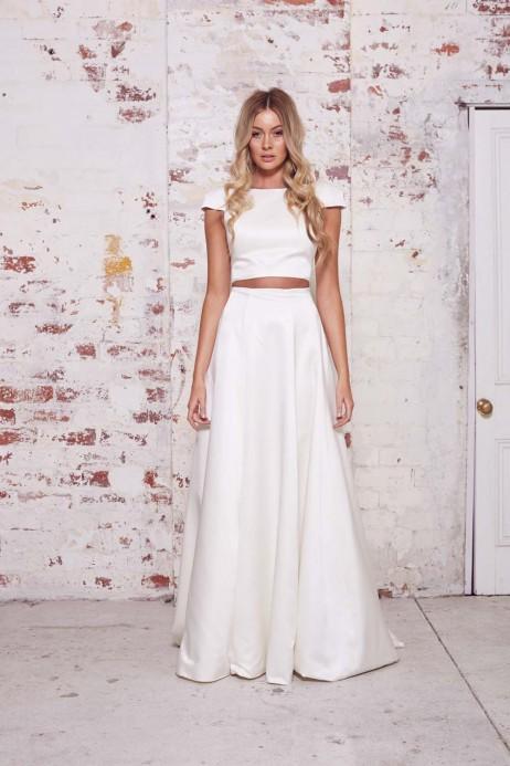 Karen Willis Holmes Style 688815 Top 688816 Skirt