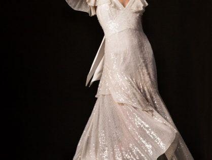 UK's most celebrated Bridal Designer - Temperley Bridal 2019 Collection