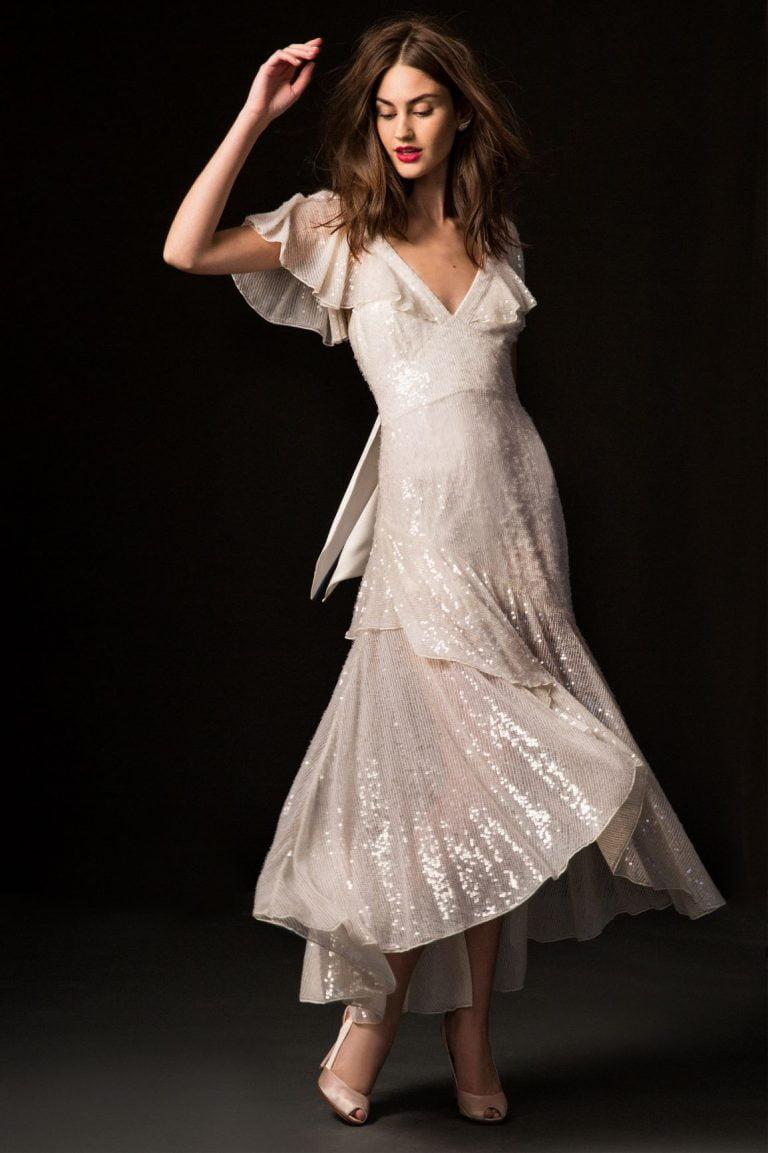 UK's most celebrated Bridal Designer – Temperley Bridal 2019 Collection