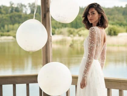 Congratulations to all our lucky Sample Sale Brides!