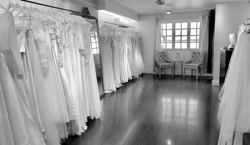 Our bridal store