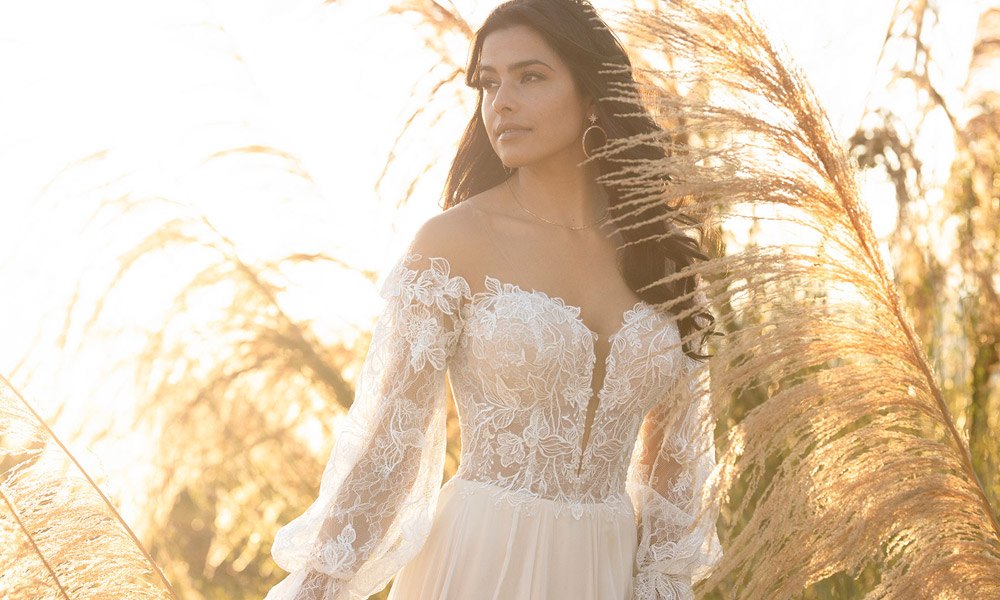 Finn Wedding Dress by All Who Wander
