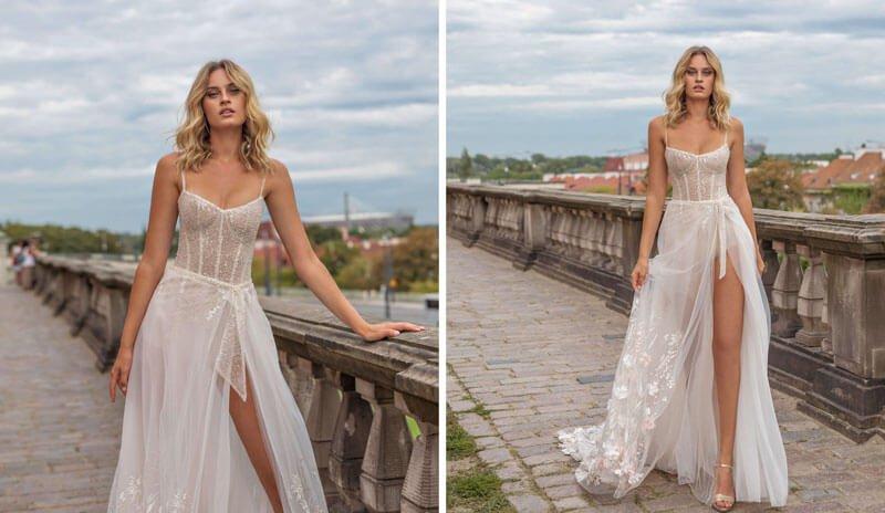 Helena Kolan Israeli Bridal Designer