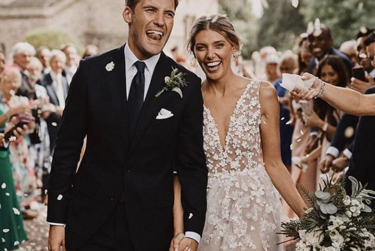 Celebrating – Liz Martinez Real brides
